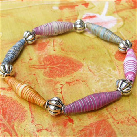 Make A With Stripes Jewelry by How To Make Striped Paper That You Ll To Wear