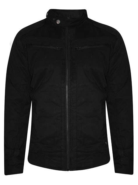 spykar black jacket mjk026wh02af black cilory