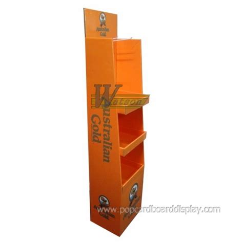 Suntan Lotion Shelf by Suntan Lotion Cardboard Floor Display Stand Custom Style