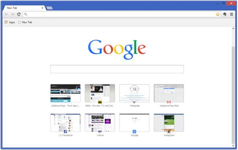 chrome new tab how to restore chrome s old new tab page