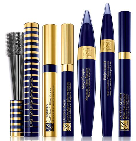 Mascara Estee Lauder estee lauder blacker than black collection vanity is my