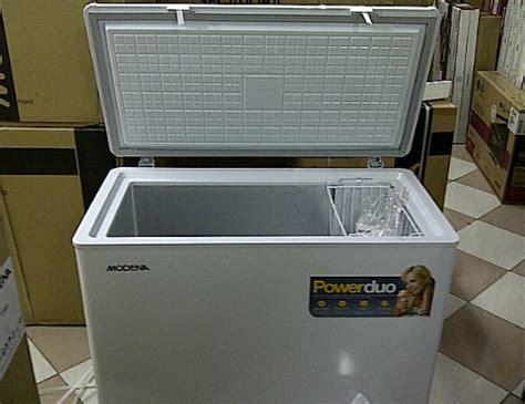 Harga Frozen Food daftar harga kulkas freezer modena merk terbaik hemat