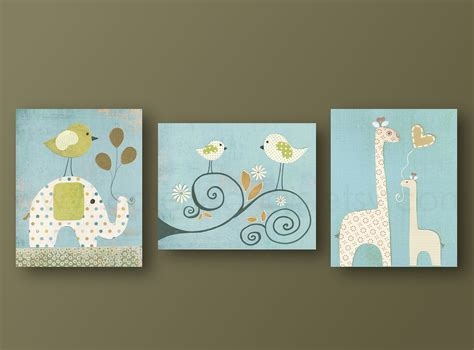Handmade Baby Room Decorations - baby room decor nursery decor nursery boy by