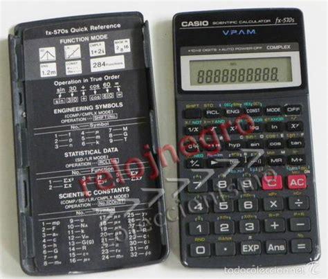 calculadora casio fx  cientifica maquin comprar