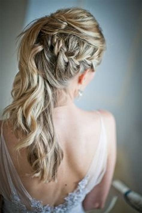 prom hairstyles down curly braid prom hairstyles with braids and curls