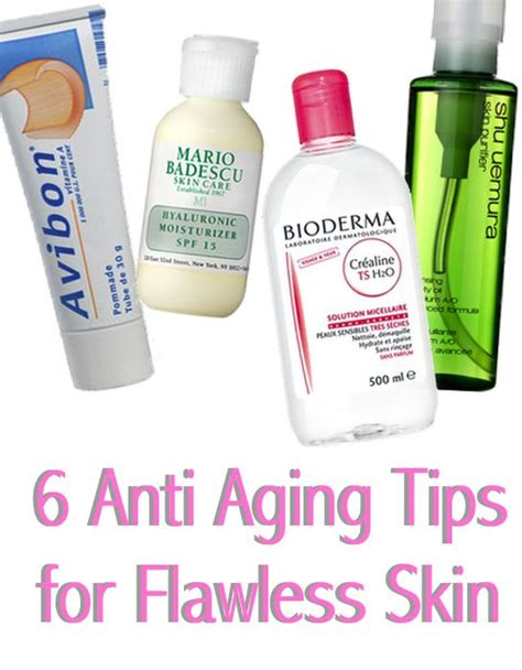 6 Anti Aging Skin Care Tips by 108 Best How To Be Fab In Your 40 S Images On