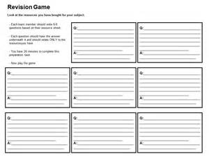 revision template ks4 micro site revision guidance tytherington school