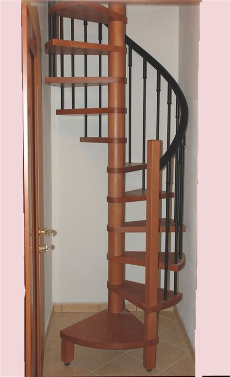 Spiral Staircases For Small Spaces Small Spiral Stairs Small Space Designs