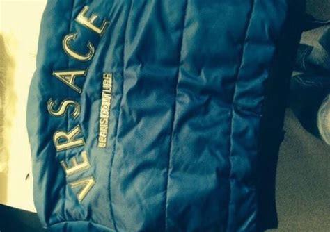 jacket dope vintage versace bomber jacket versace