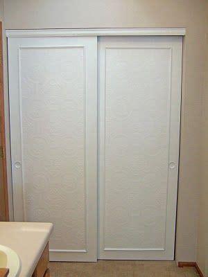 25 best ideas about closet door makeover on