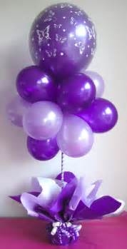 Gallery for gt how to make balloon centerpieces without helium
