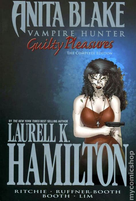 guilty pleasures vire book 1 comic books in hc graphic novel