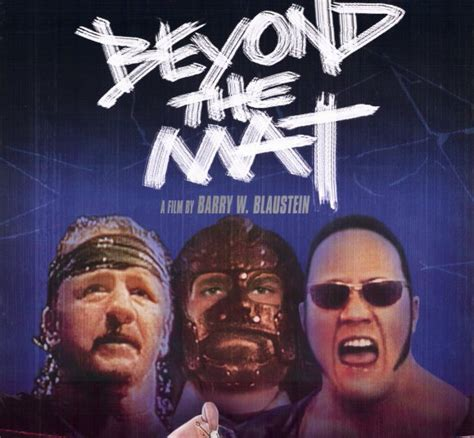 Beyond The Mat 2013 by Pw Radio Classics Beyond The Mat Director Barry Blaunstein