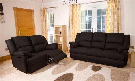4 person reclining sofa reclining sofa set groupon goods