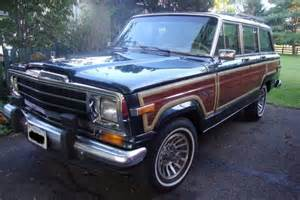1991 Jeep Grand Wagoneer For Sale For Sale 1991 Jeep Grand Wagoneer Grab A Wrench