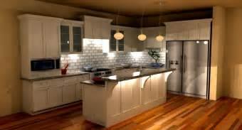 design a kitchen lowes ارضية ملونة للمطبخ 3d حديثة المرسال
