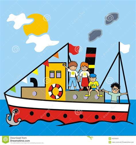 boat tour clipart kids boating clipart collection