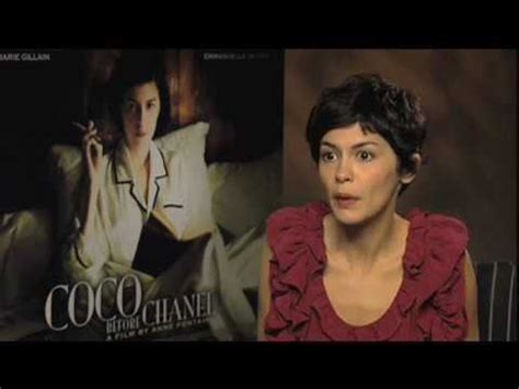 youtube film coco avant chanel audrey tautou for coco avant chanel youtube
