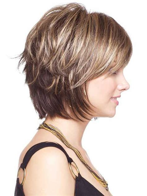 one layer short hairstyles 30 short layered hair short layered haircuts layer