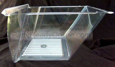 How To Set Crisper Drawer In Refrigerator by Frigidaire Refrigerator Crisper Pan Drawer 2403512