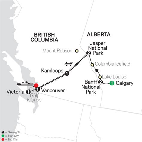 western canada tours cosmos affordable travel