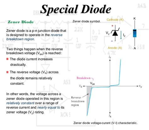 zener diode working principle pdf define zener diode and its application 28 images