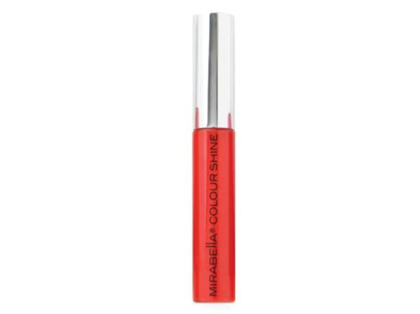 Lipgloss Mirabella shop mirabella colour shine lipgloss at lovelyskin