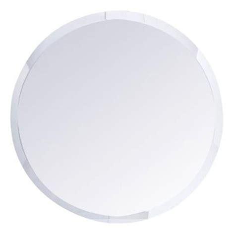 Miroir Rond 60 Cm miroir rond quot biseaut 233 quot 60cm argent