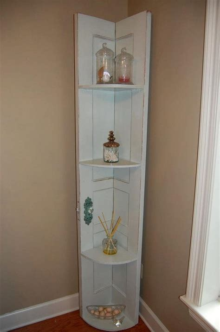 Corner cabinet dining