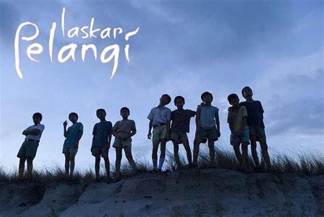 gambar adegan film laskar pelangi 5 film indonesia yang diadaptasi dari novel populer