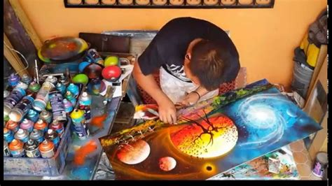 spray paint jimenez and soul spray paint