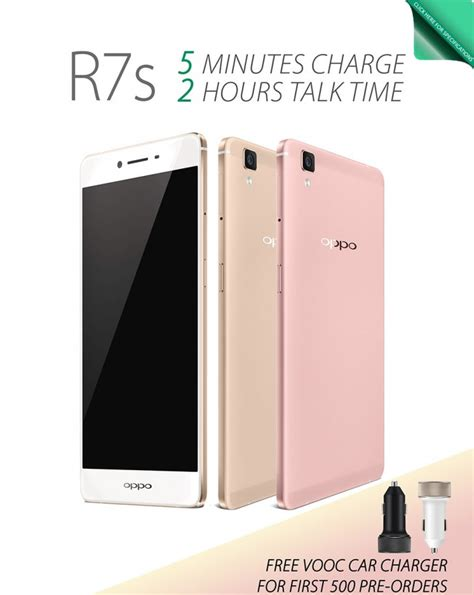 oppo r7s gold by finnix store oppo r7s goes on pre order in malaysia gold variant