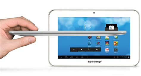 Speedup Pad 7 85 Tablet speedup pad the ultra slim powerful and lightweight 7 85