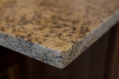 Edge Finishes For Granite Countertops by 17 Best Images About Kitchen Ideas On Oak