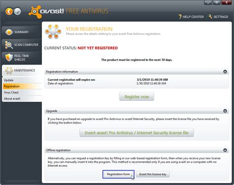Antivirus Resmi avast free antivirus antivirus alternatif dengan lisensi resmi 1 tahun 171 toko komputer jogja