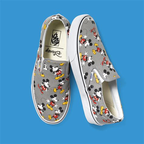 Vans Disney the disney and vans at collection is now