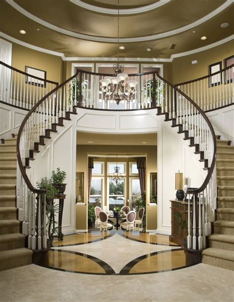 Colonial Floor Plans Two Story by 40 Fantastic Foyer Entryways In Luxury Houses Images