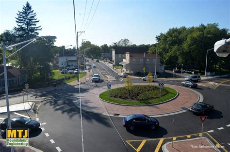 hill design mchenry il mtj roundabout engineering project summary mchenry co il