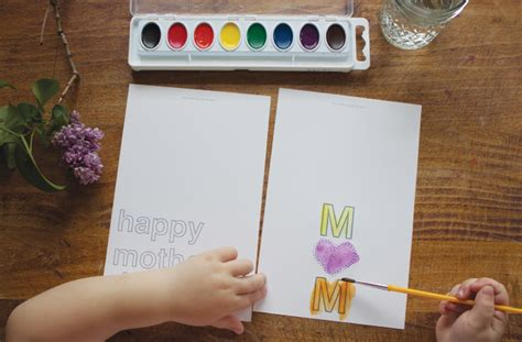 how to make a cool mothers day card 5 easy handmade s day card ideas from the
