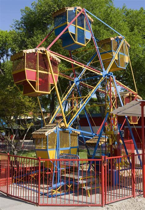 park san antonio kiddie park san antonio amusement parks rides