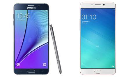 Harga Samsung Oppo F1s perbandingan oppo f1s vs samsung galaxy note 5 futureloka