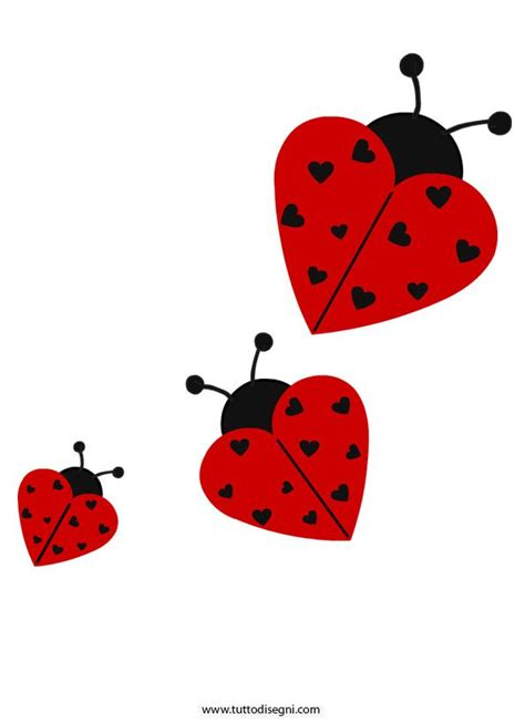 ladybug valentines ladybug clipart pencil and in color ladybug