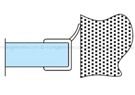 guarnizioni per doccia guarnizione per box doccia in vetro 10 mm