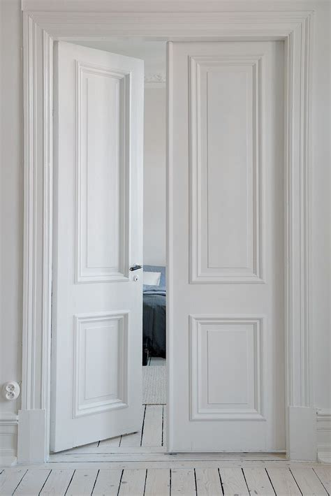ideas  double doors  pinterest double