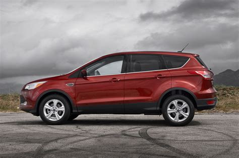 Ford Escape Ecoboost by 2014 Ford Escape Se 1 6 Ecoboost Test Photo Image