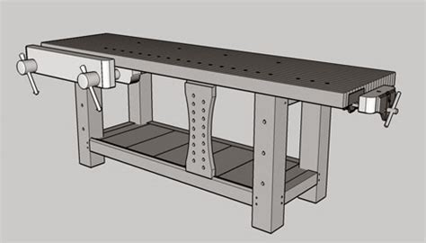 schwarz saw bench if roubo and holtzapffel designed workbenches popular