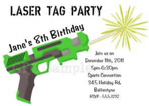 laser tag invitations templates 40th birthday ideas free laser tag birthday invitation