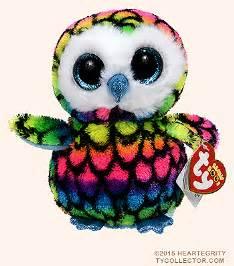 aria ty beanie boo owl