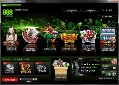 casino app for android 888casino android app