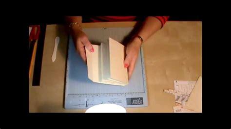 mini scrapbook tutorial youtube one done scrapbooking kit tutorial youtube
